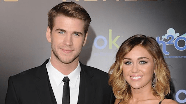 Miley Cyrus shows her love for Liam Hemsworth the only way she knows how. With a mirror selfie.