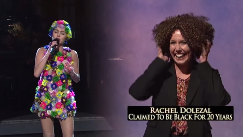 Miley Cyrus SNL covered Sinatra on SNL to honor all the idiots who made summer 2015 ridiculous.
