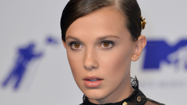 Millie Bobby Brown and her BF made things Twitter-official and people are losing it.