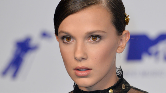 Millie Bobby Brown just made things Instagram official with her crush.