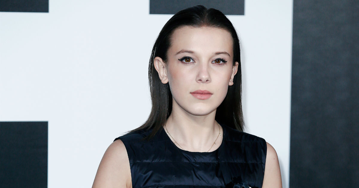 Millie Bobby Brown's tearful Instagram post has 'Stranger Things' fans fearing the worst.