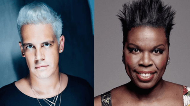 Alt-right writer Milo Yiannopoulos banned from Twitter for leading attacks on Leslie Jones.