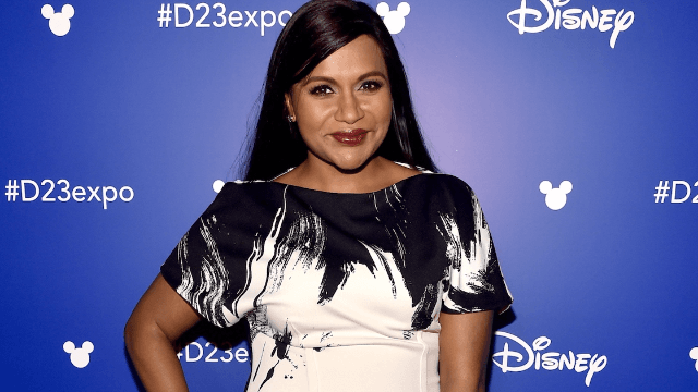 Mindy Kaling is reportedly pregnant and Twitter cannot contain its excitement.