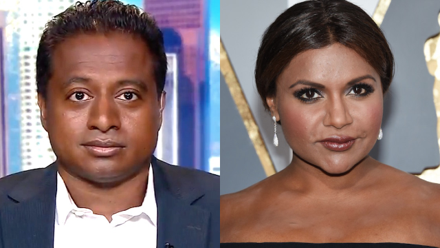 Mindy Kaling S Brother Calls Affirmative Action Racist Even Though He Benefited From It Someecards Celebrities