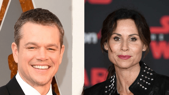 "Minnie Driver slams Matt Damon for sexual assault comments, claims he's ""part of the problem."""