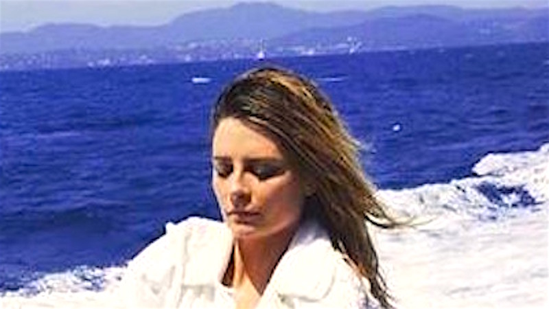 Mischa Barton reflects on why black lives matter from a yacht in the French Riviera.
