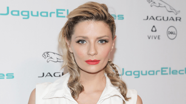 Mischa Barton claims ex-boyfriend is threatening to release revenge porn.
