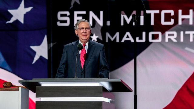 22 of the funniest reactions to Mitch McConnell losing control of the Senate.
