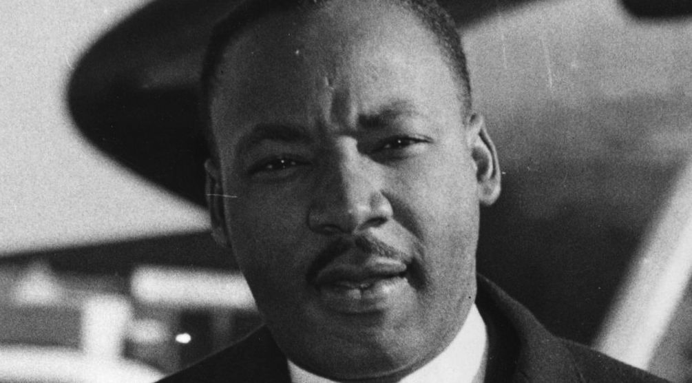 MLK burns Mississippi in lost speech that was just rediscovered.