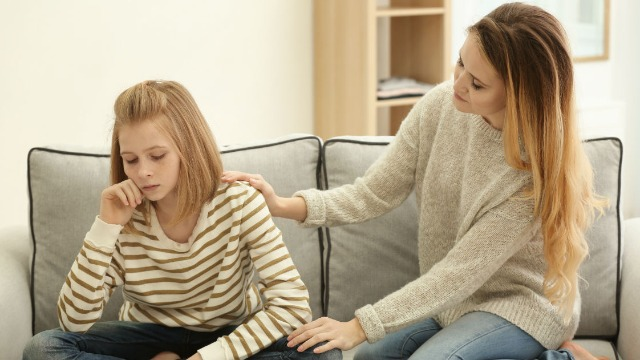 Mom asks if she's wrong for confirming to daughter that she's not dad's favorite.