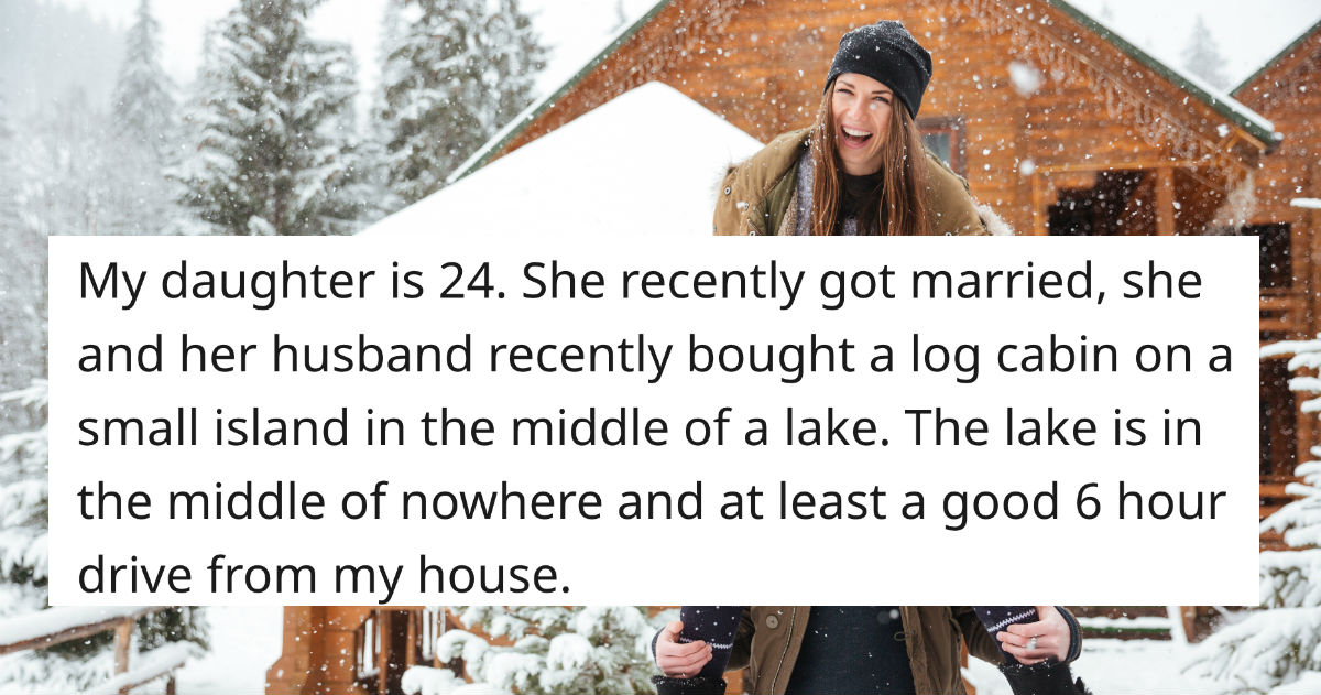 Mom asks if she was wrong to tell daughter that ditching family Christmas plans for a cabin is 'selfish.'