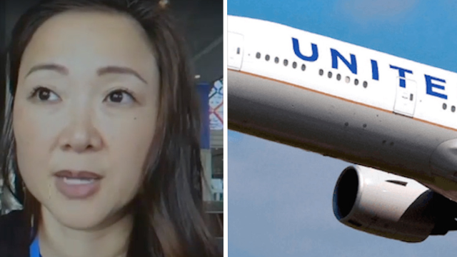 United Airlines forced a two-year-old to give up his seat. No, they didn't drag him off the plane.