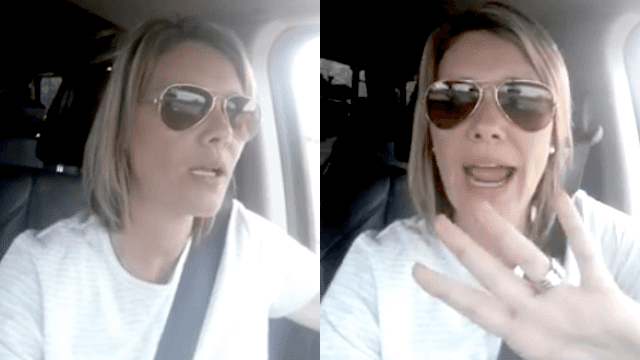 Mom goes viral with ferocious rant against school's 'end-of-year half day.'