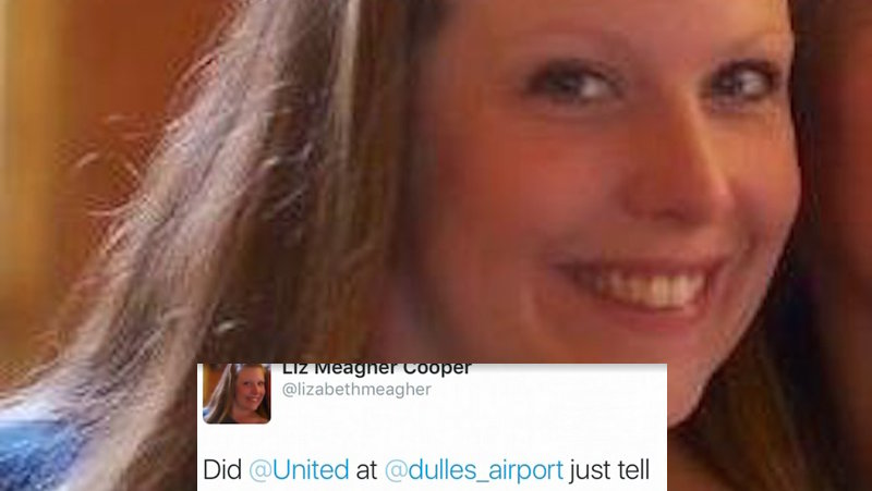 A United Airlines employee had a hilariously stupid suggestion for where this new mom could pump.