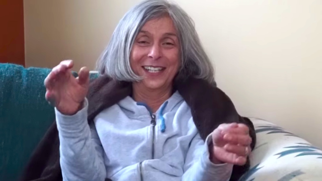 a 61 year old mom tries mushrooms for the first time and lets her