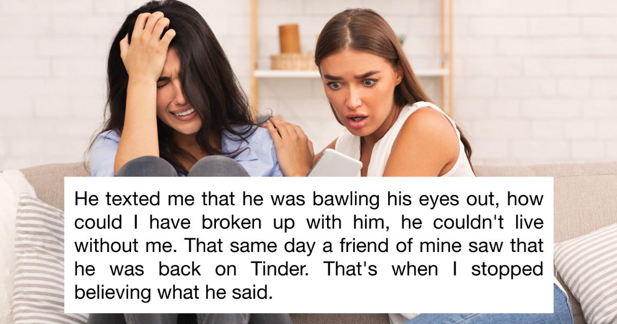 21 people share the moment they realized their relationship was toxic or abusive.