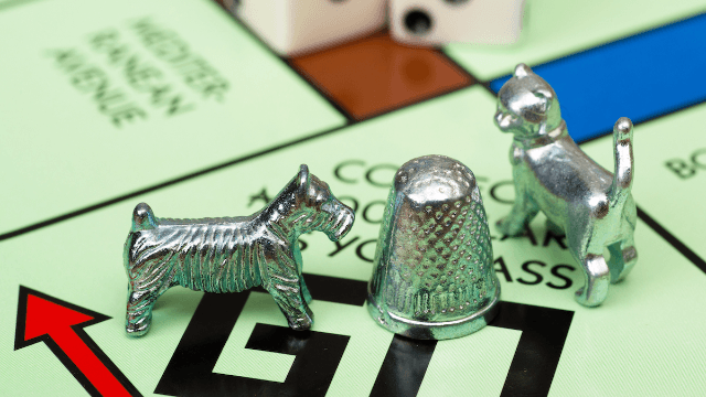 RIP thimble, hello t-rex: Monopoly has some new game pieces for you to fight over.