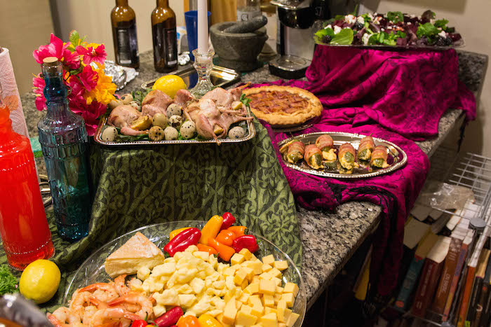 This woman makes 'Game of Thrones'-themed feasts as epic as 'Game of Thrones' itself.