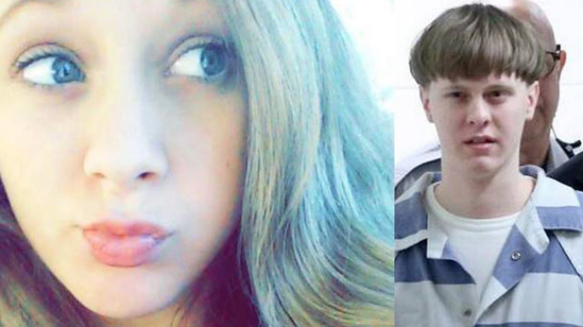 Arrives with WEAPON: Mass shooter Dylann Roof sister 'hopes students get SHOT