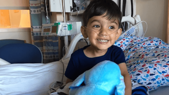 Mother shares the heartbreaking toll that Trumpcare would take on her son's health and future life.
