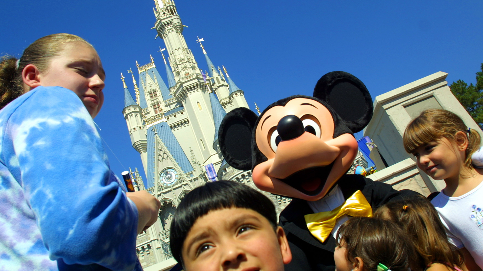 You won't believe how much a ticket to Disneyland used to cost.