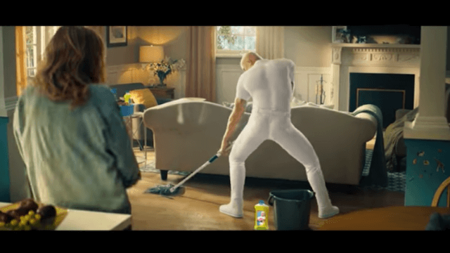 Here are the funniest responses to the new sexy Mr. Clean.