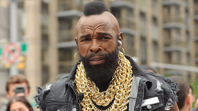 Mr. T is having an emotional meltdown on Twitter over the Texas shooting. Same.