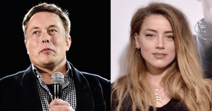 Amber Heard supposedly chilling with Elon Musk to deal with Johnny Depp divorce drama.