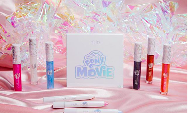 My Little Pony Makeup Collection Coming Soon From Pur Cosmetics