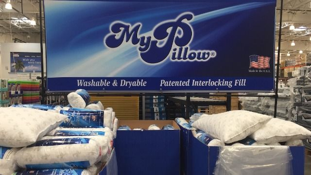 20 of the funniest responses to 'MyPillow' CEO getting banned from Twitter.