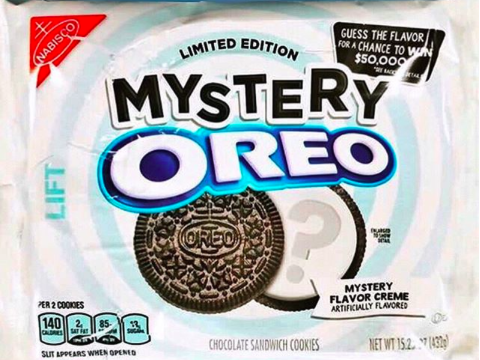 Mystery Oreo Flavor Coming Soon: Find Out How to Win $50,000