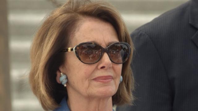 Nancy Pelosi shut down Trump's tantrum over a shutdown State of the Union.
