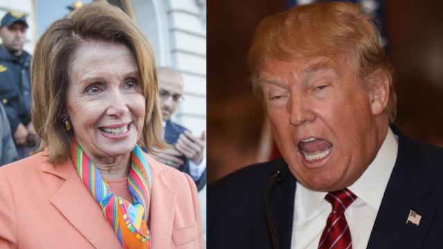 Pelosi's savage move against Trump might finally end the shutdown.