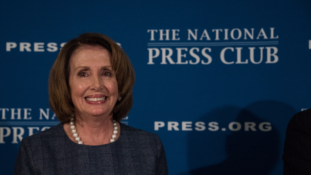 Nancy Pelosi Is The New Speaker Of The House And The Memes Are In