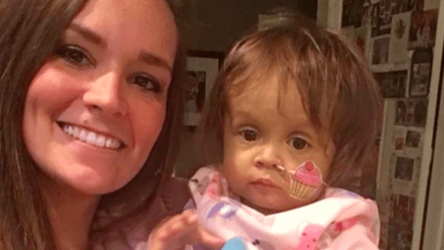 World's best nanny gives a life-saving gift to the little girl she takes care of.