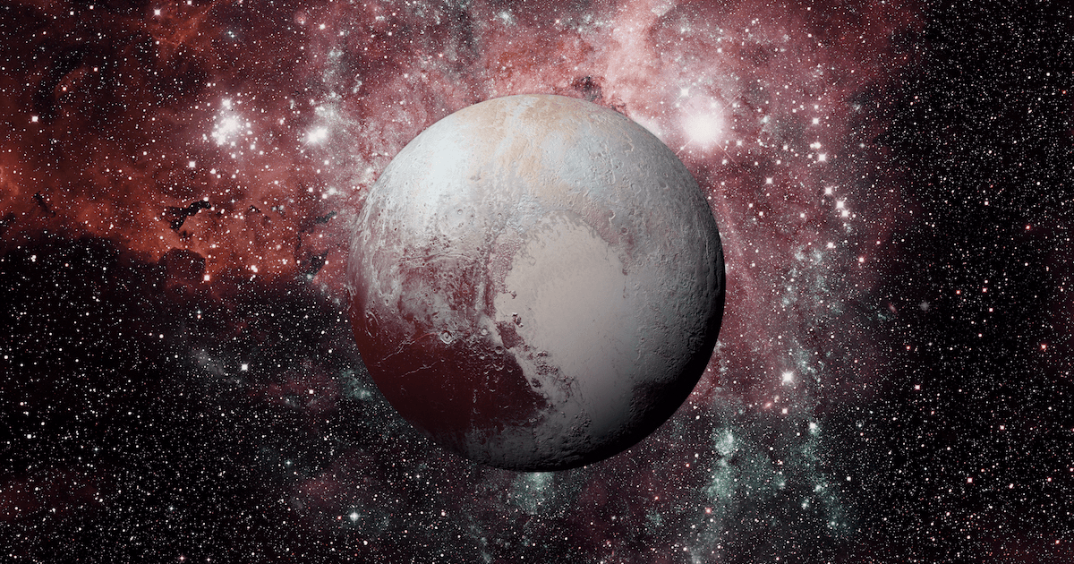 Nasa scientist says it 39 s bullsh t that pluto was ever for Define pluto