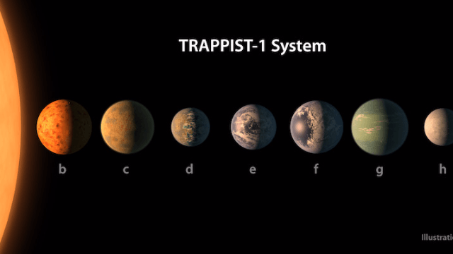 NASA discovered 7 new planets. Twitter wrote some very good jokes.