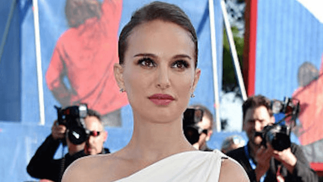 While you were distracted by the Oscars, Natalie Portman was busy giving birth.