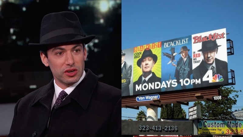 Nathan Fielder hilariously ripped off James Spader in his 'Nathan for You' billboard.