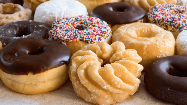 Here are the places giving away free donuts for National Donut Day. Line up now.