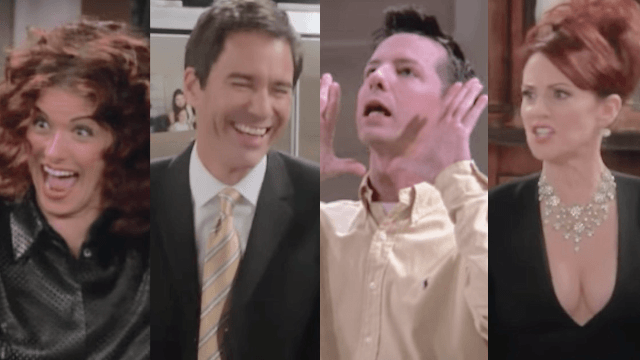 It's official—'Will & Grace' is coming back.