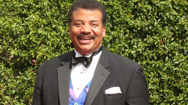 Neil deGrasse Tyson apologizes for comparing mass shooting deaths to the flu.