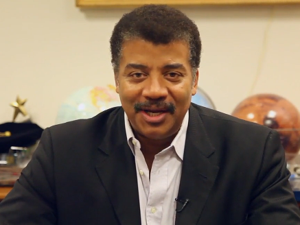 Neil deGrasse Tyson reveals the nerdiest thing he has ever done.