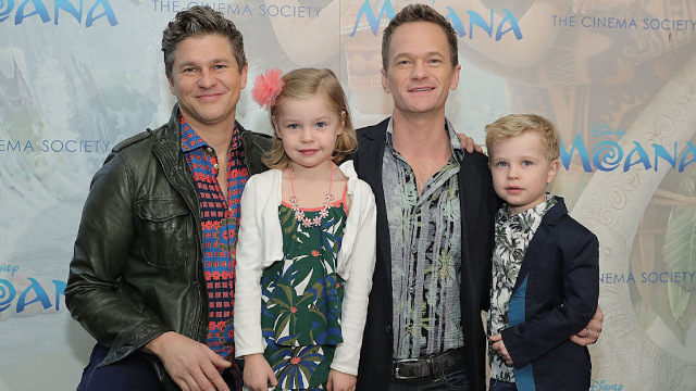Neil Patrick Harris' family won Halloween yet again with terrifyingly realistic costume.