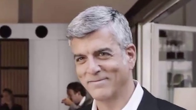 Nespresso sued a company for using a George Clooney look-alike, which is ridiculous because George Clooney is way hotter.
