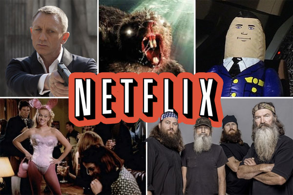 Everything that's good and bad about what's coming and going from Netflix in May.