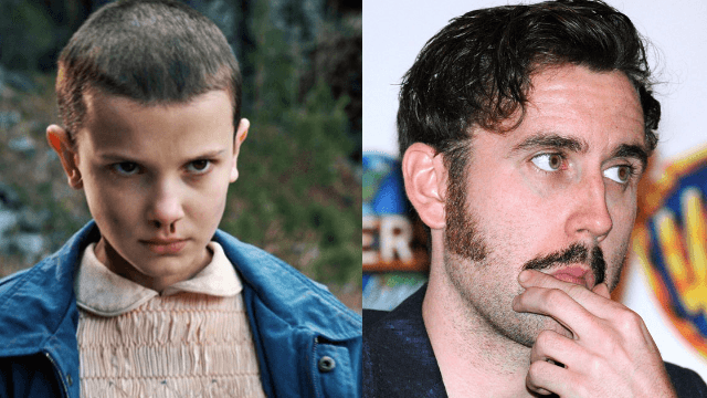 Eleven from 'Stranger Things' helped Neville Longbottom explain his mysterious bicep tattoo.