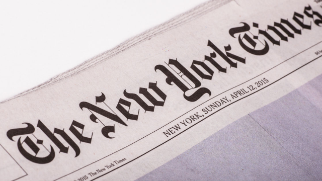 The 'New York Times' wrote a polite profile of a nazi and Twitter is rightfully livid.