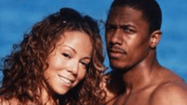 "Nick Cannon posted a couple #tbt pics to remind everyone who he thinks ""the Queen"" is."