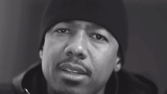 Nick Cannon addresses Oscar controversy the only way he knows how. Wait, a poem?